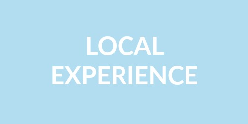Local Experience