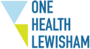 One Health Lewisham Sticky Logo Retina