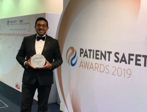 Lewisham diabetes GP 3TT pilot wins at HSJ Patient Safety Awards