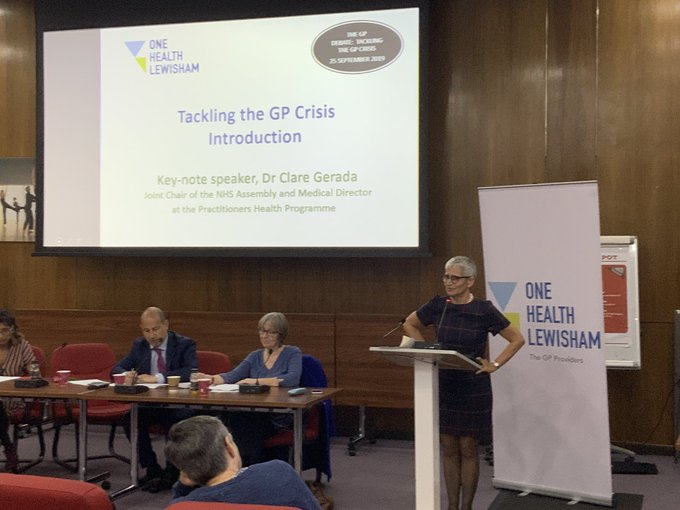 GP Debate: Tackling the GP Crisis