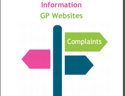 Lewisham GP websites complaints procedures assessed.