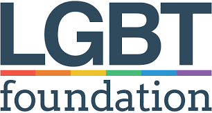 LGBT Foundation logo