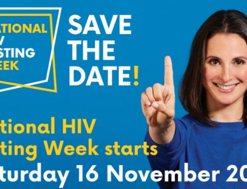 National HIV Week – 16th to 22nd Nov