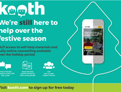 Kooth –  free online emotional and mental health support for young people aged 11-18 in Lewisham