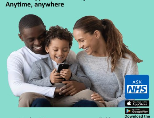 ASK NHS App functionality expands.