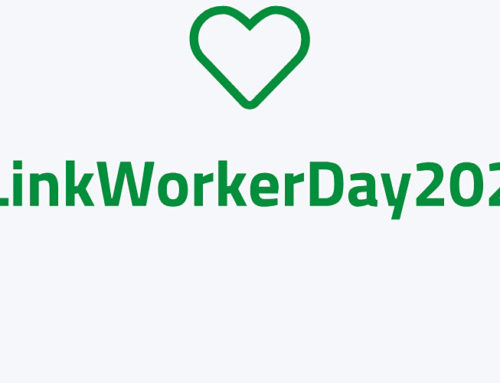 October 9th is the 2nd annual National Link Worker Day.